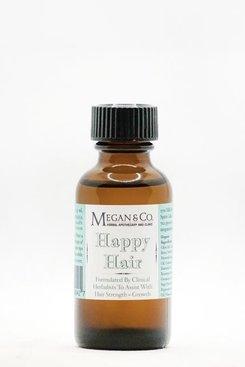 Happy Hair, Herbal Hair Oil