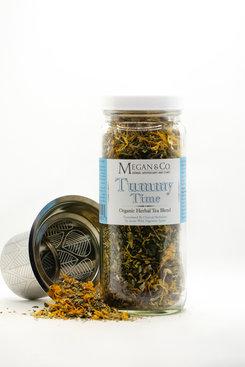 Tummy Time Organic Herbal Tea Blend
