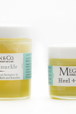 Heel + Knuckle Organic Salve