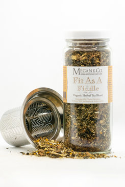 Fit As A Fiddle Herbal Tea Blend