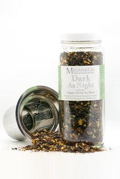 Dark As Night, Herbal Tea Blend