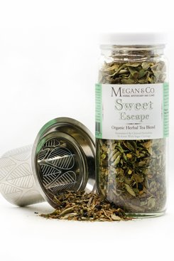 Sweet Escape Organic Herbal Tea Blend