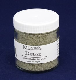 Detox Bath Salt, 4oz