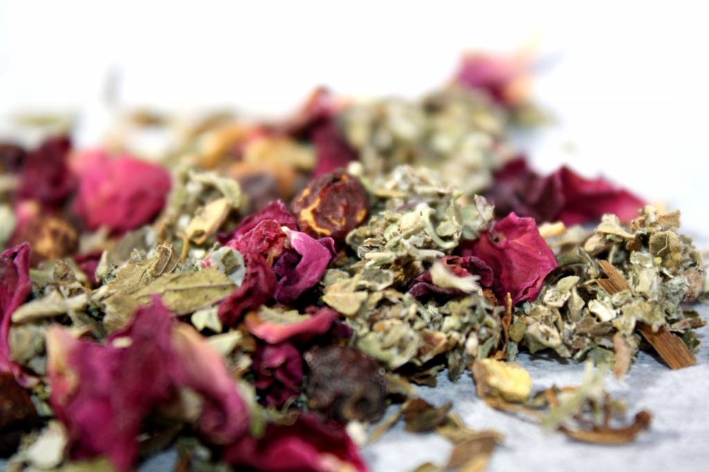 Heart Love Herbal Tea, 16oz Jar