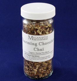 Charming Chocolate Chia Herbal Tea, 8 oz