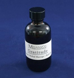 Gratitude Massage + Bath Oil, 2 oz