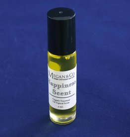 Happiness Scent, Essential Oil Topical Roller