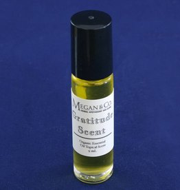 Gratitude Scent, Essential Oil Topical Roller