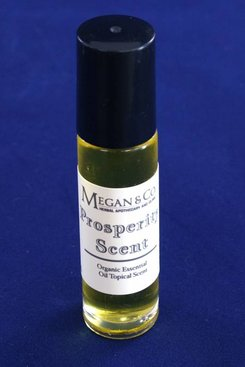 Prosperity Scent, Essential Oil Topical Roller