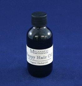 Happy Hair, Herbal Hair Oil 2 oz