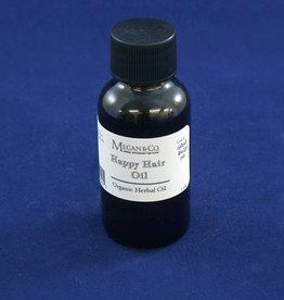 Happy Hair, Herbal Hair Oil, 1 oz