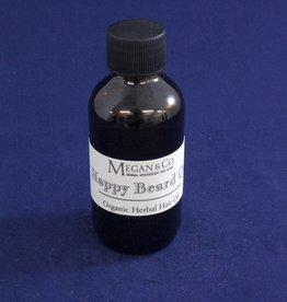 Happy Beard Hair Oil, 2oz