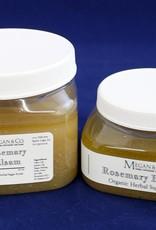 Rosemary Balsam Sugar Scrub, 8 oz