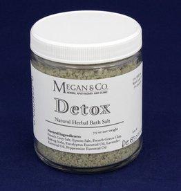 Detox Bath Salt, 9 oz