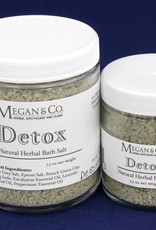 Detox Bath Salt, 9 oz