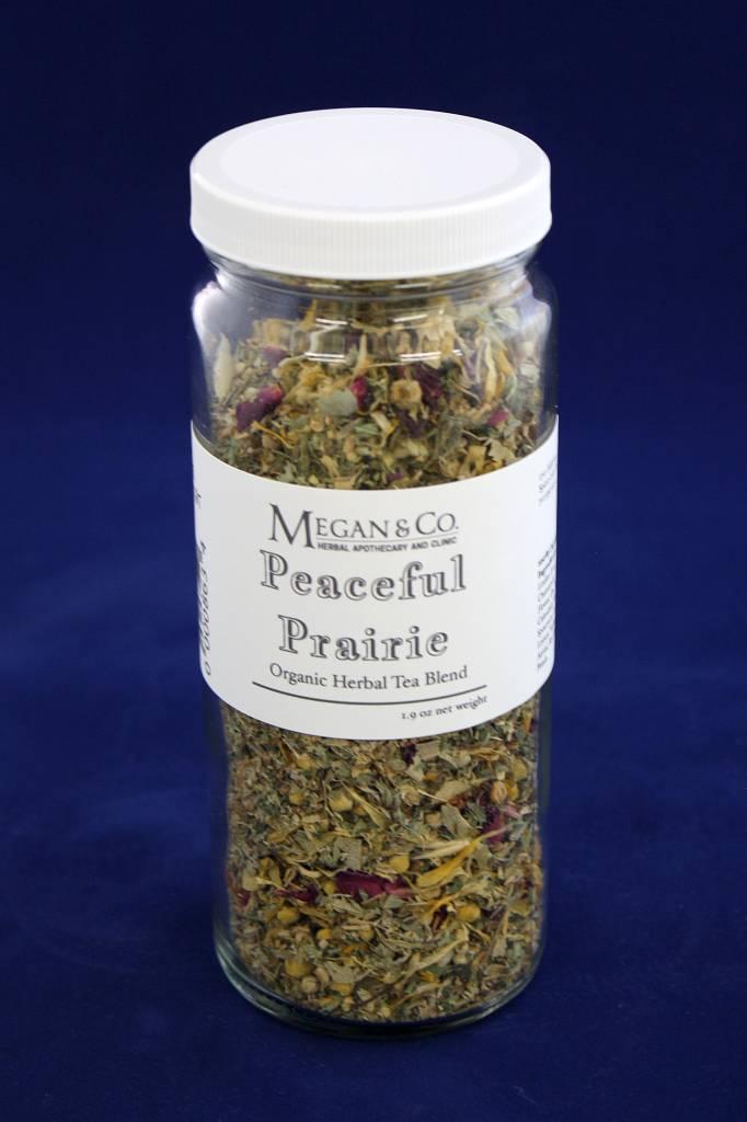 Peaceful Prairie Herbal Tea, 16oz Jar