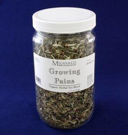 Growing Pains Herbal Tea, 32 oz Jar