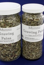 Growing Pains Herbal Tea, 32 oz Jar