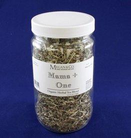 Mama + One Herbal Tea, 32oz Jar
