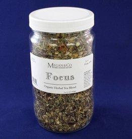Focus Herbal Tea Blend, 32 oz