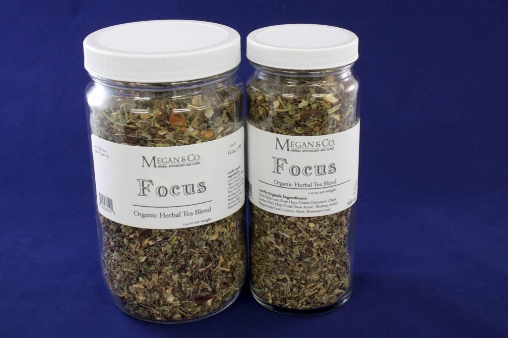 Focus Herbal Tea Blend, 16oz