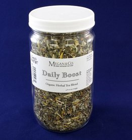 Daily Boost Herbal Tea,  32 oz Jar