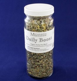 Daily Boost Herbal Tea, 16 oz Jar