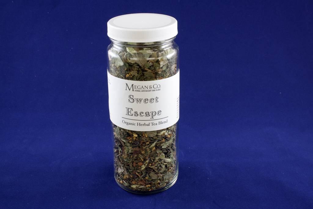 Sweet Escape Herbal Tea, 16 oz Jar