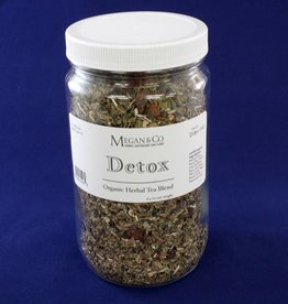 Detox Herbal Tea, 32oz Jar