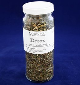 Detox Herbal Tea, 16 oz Jar