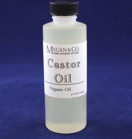Castor Oil, 4oz