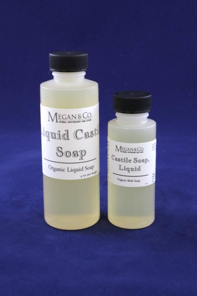 Liquid Castile Soap, 2 oz