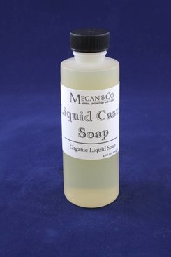 Liquid Castile Soap, 4oz