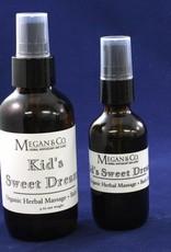 Kid's Sweet Dreams Massage Oil, 2 oz
