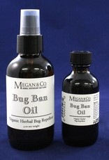 Bug Ban Oil, 4oz