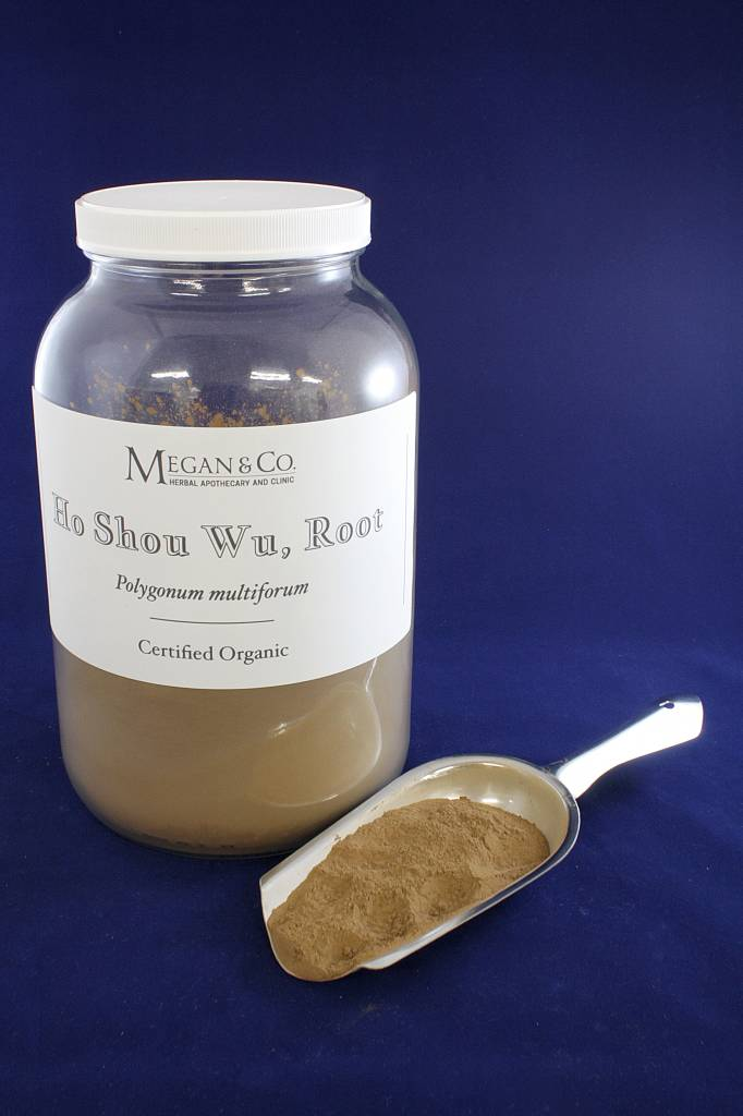 Ho Shou Wu Powder, 1 oz