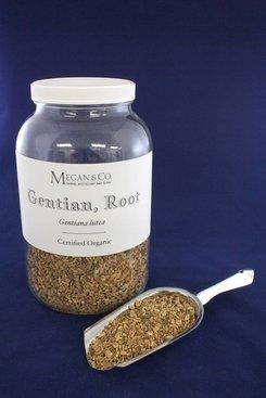 Gentian, Root, 1 oz Bagged