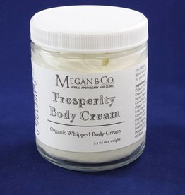 Prosperity Whipped Body Cream, 8 oz