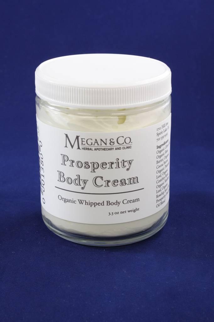 Prosperity Whipped Body Cream, 8 oz