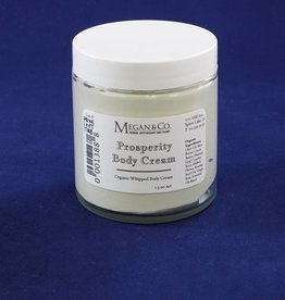 Prosperity Whipped Body Cream, 4 oz