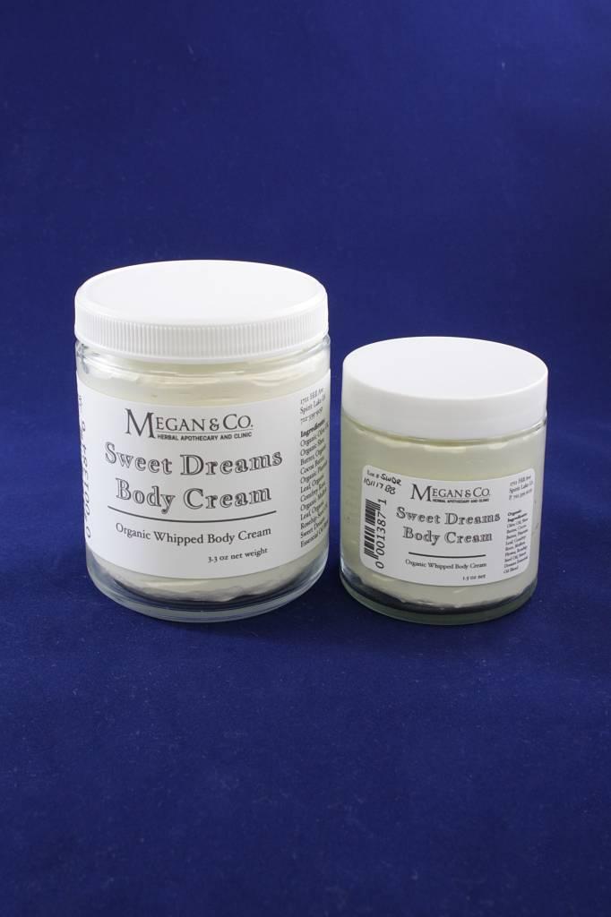 Sweet Dreams Whipped Body Cream, 4oz