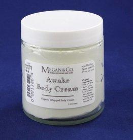 Awake Whipped Body Cream, 4 oz