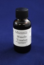 Muscle Tension Massage Oil, 1 oz