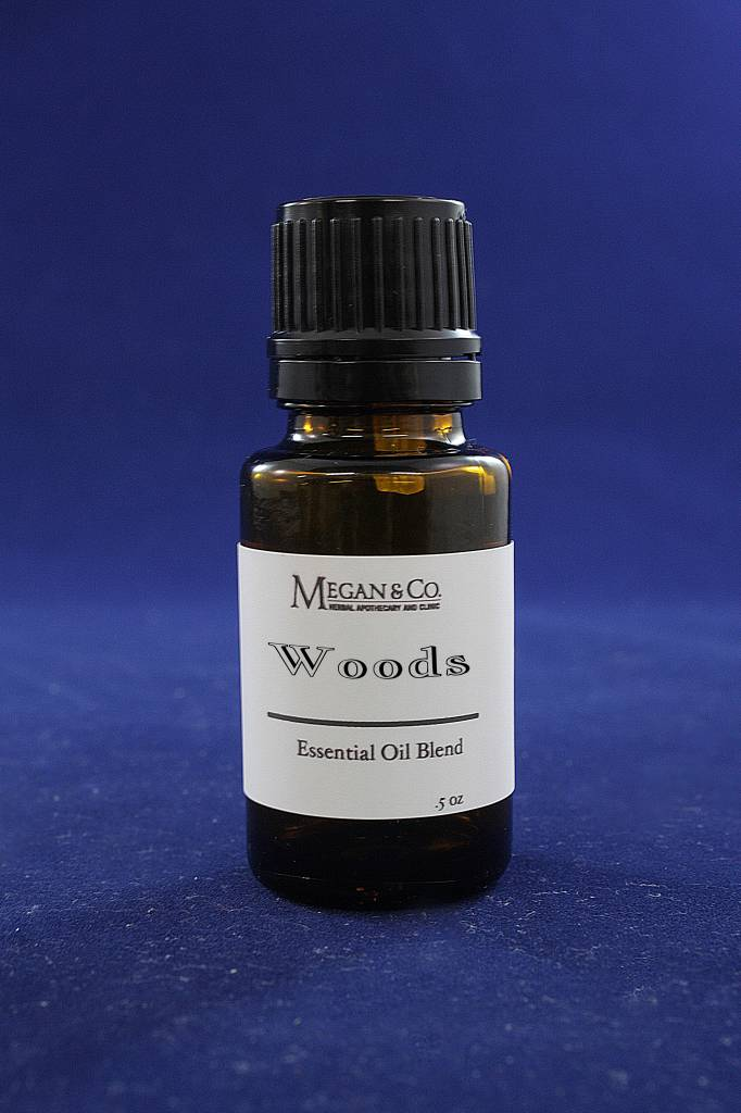 Woods Essential Oil Blend, .5 oz, EO Blend