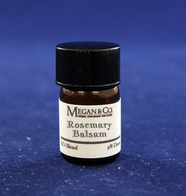 Rosemary Balsam Essential Oil Blend, 5/8th Dram