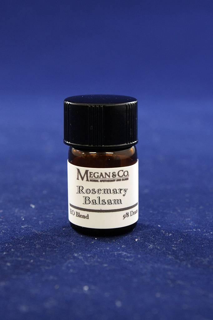 Rosemary Balsam Essential Oil Blend, 5/8th Dram