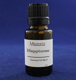 Happiness Essential Oil Blend, .5oz