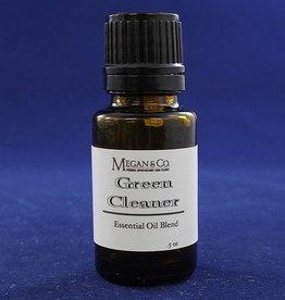 Green Clean Essential Oil Blend, .5 oz