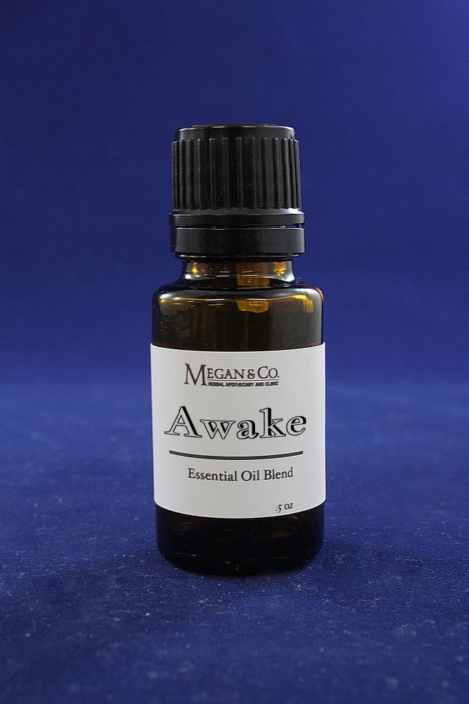 Awake Essential Oil Blend, .5 oz