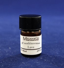 Frankincense Love Essential Oil, 5/8th Dram